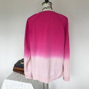 Maurices Tops - 🆑 3/$15 Maurices-Pink ombré sweater